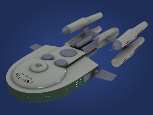 Star Fleet Museum Horizon class 4